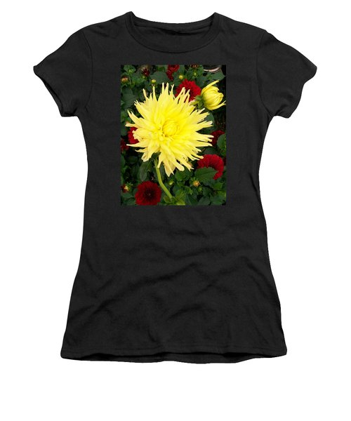 Dahlia's Women's T-Shirt (Athletic Fit)