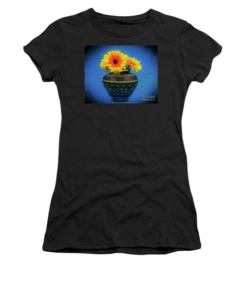 Daisy 121417-1 Women's T-Shirt (Athletic Fit)