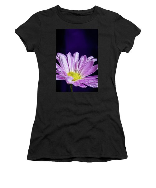 Daisy After The Rain Women's T-Shirt (Athletic Fit)