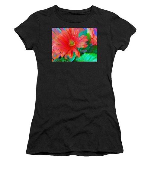 Daisy Fun Women's T-Shirt (Athletic Fit)