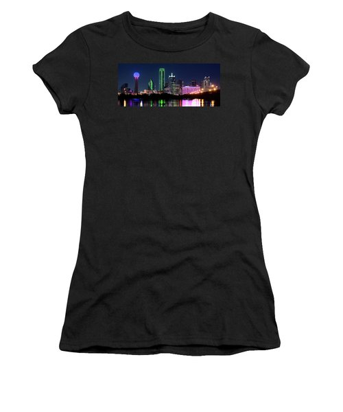 Dallas Colors Pano 2015 Women's T-Shirt