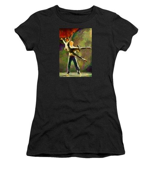 Dance 3 Women's T-Shirt