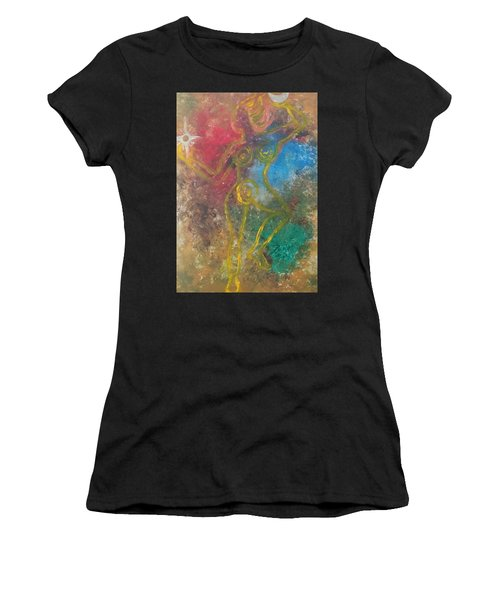 Dance Of Creation Women's T-Shirt (Athletic Fit)