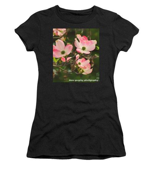 Dance Of The Dogwood Women's T-Shirt