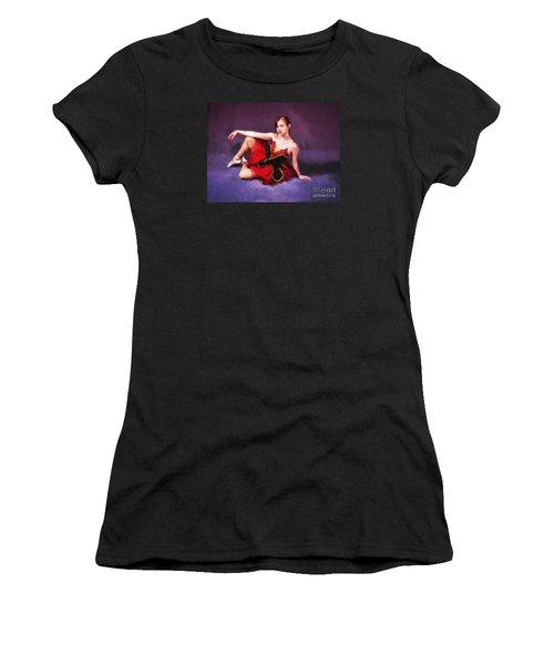 Dancer No. 6  ... Women's T-Shirt (Athletic Fit)