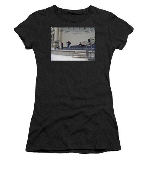 Dancing In Golden Gate Park Women's T-Shirt