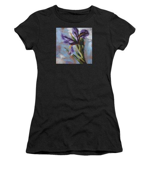 Dancing Iris Women's T-Shirt