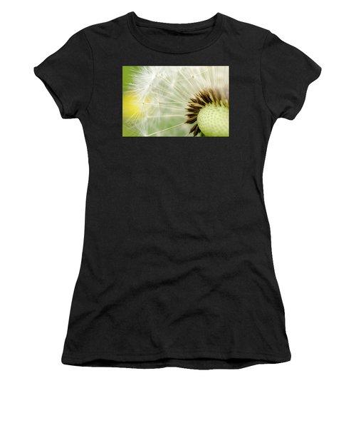 Dandelion Fluff Women's T-Shirt (Athletic Fit)
