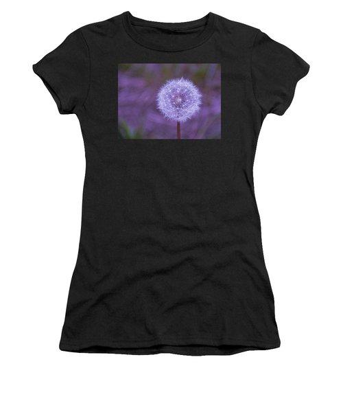 Dandelion Geometry Women's T-Shirt