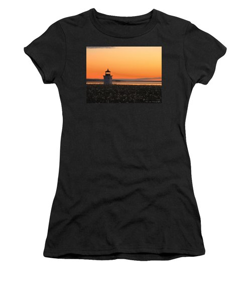 Dandelions At Sunrise Women's T-Shirt