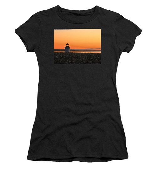 Dandelions At Sunrise Women's T-Shirt
