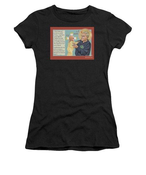 Holy Prophet Daniel Berrigan 291  Women's T-Shirt