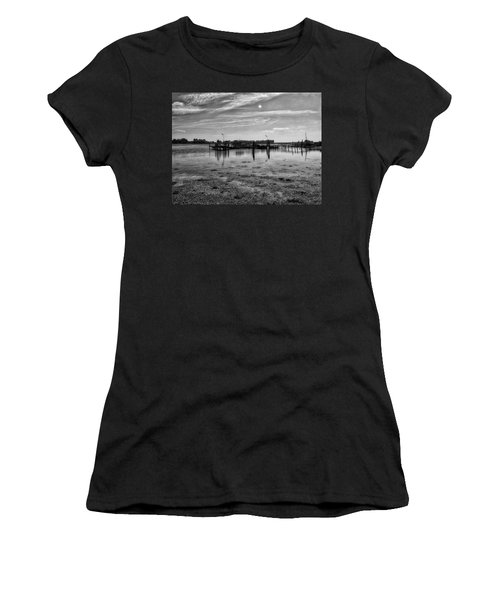 Danish Waters Women's T-Shirt (Athletic Fit)
