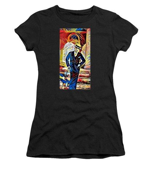 Dapper Dude Women's T-Shirt