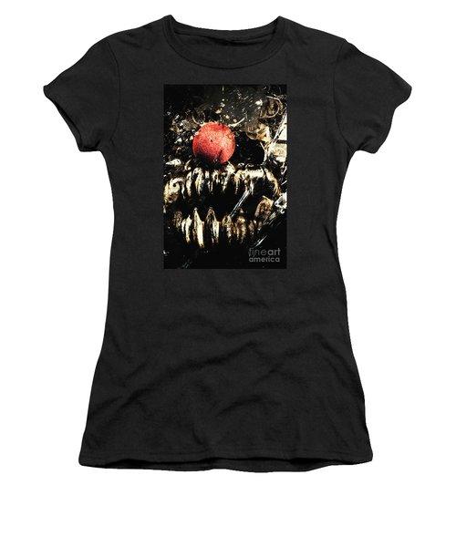 Dark Carnival Art Women's T-Shirt