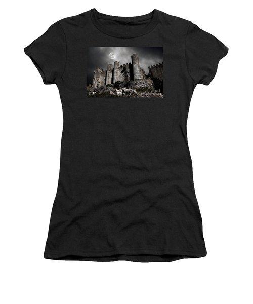 Dark Castle Women's T-Shirt (Athletic Fit)