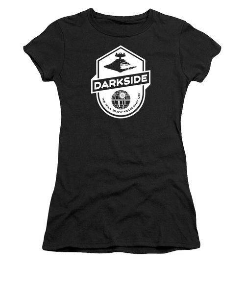 dARK Women's T-Shirt (Athletic Fit)