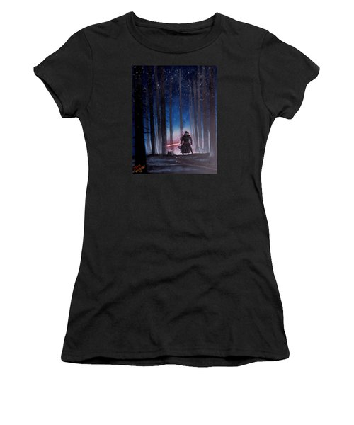 Dark Jedi Women's T-Shirt