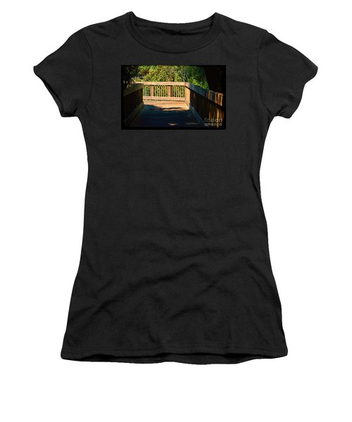 Darkness To Light Women's T-Shirt (Athletic Fit)