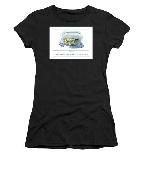 Dauphin Island, Alabama Women's T-Shirt (Athletic Fit)