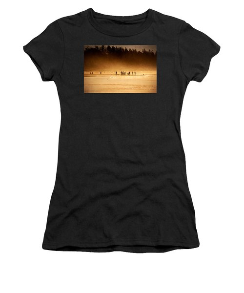 Day At The Beach Women's T-Shirt