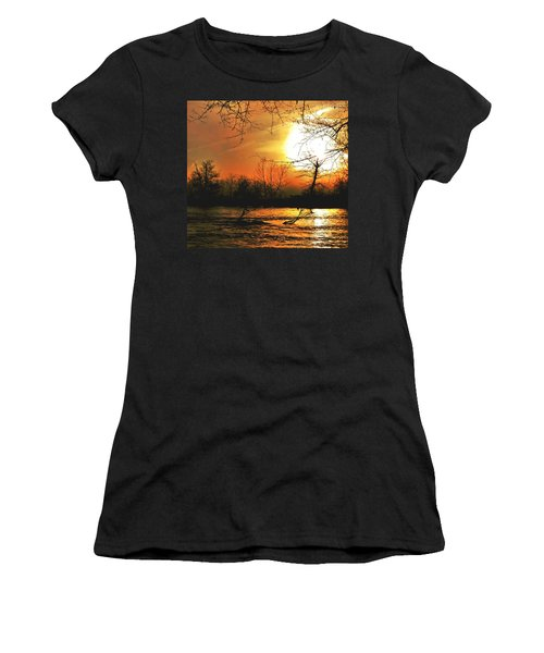 Day Break Women's T-Shirt (Athletic Fit)
