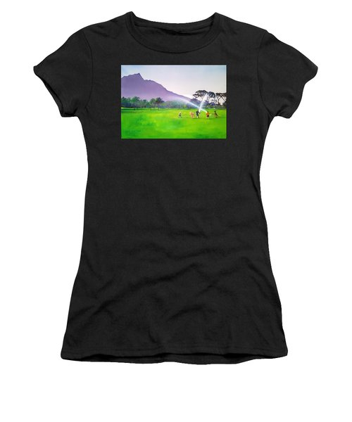 Days Like This Women's T-Shirt (Athletic Fit)