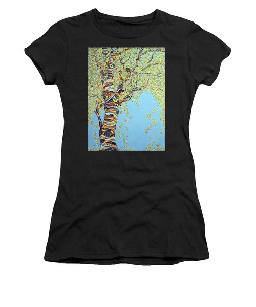 Days Of Gold Women's T-Shirt (Athletic Fit)