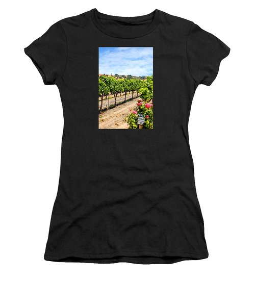 Days Of Vines And Roses Women's T-Shirt