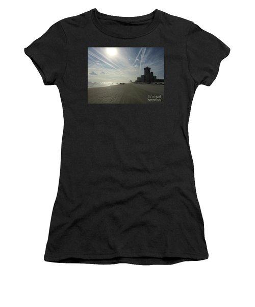 Daytona Beach Early Women's T-Shirt (Athletic Fit)