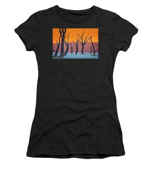 Deadvlei Abstract Women's T-Shirt