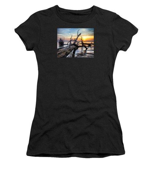 Deadwood Morning Women's T-Shirt
