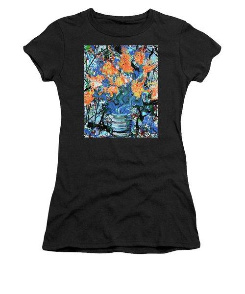 Dear Vincent, I Love You. Jackson Women's T-Shirt (Athletic Fit)
