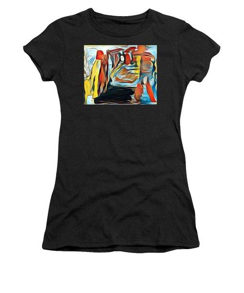 Death To The Titans Women's T-Shirt