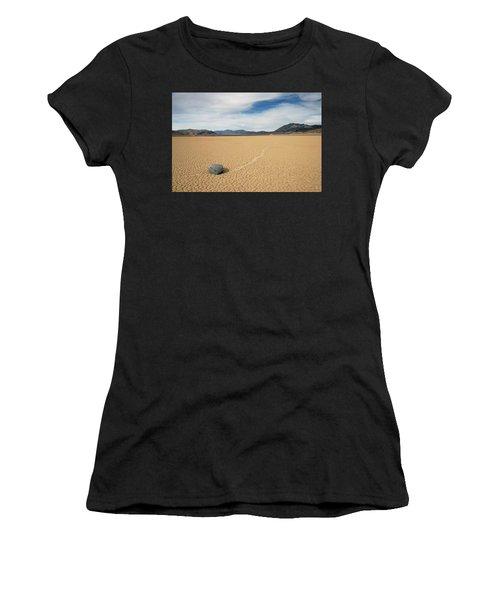 Death Valley Ractrack Women's T-Shirt