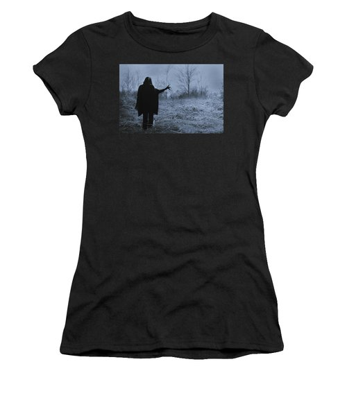 Death Wants To Play Women's T-Shirt