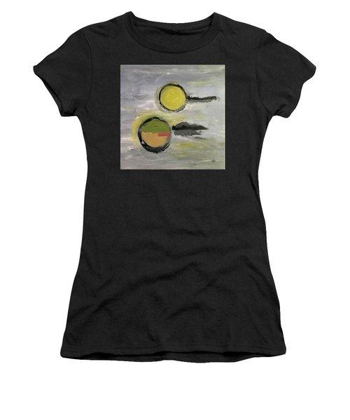 Deconstruction Women's T-Shirt (Athletic Fit)