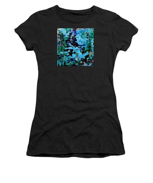 Deep Pool  Women's T-Shirt