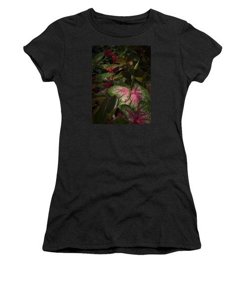 Deep Women's T-Shirt (Athletic Fit)