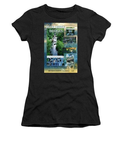 Deer Creek Bridges Women's T-Shirt