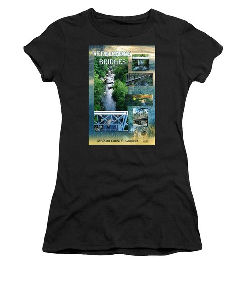 Deer Creek Bridges Women's T-Shirt