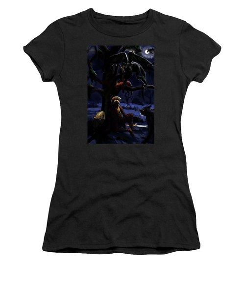 Defeated Hero Women's T-Shirt