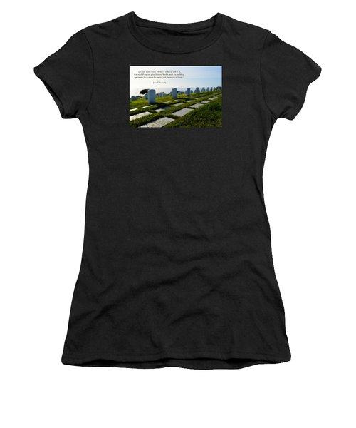 Defending Liberty Women's T-Shirt