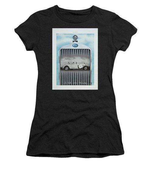 Delage #8712 Women's T-Shirt