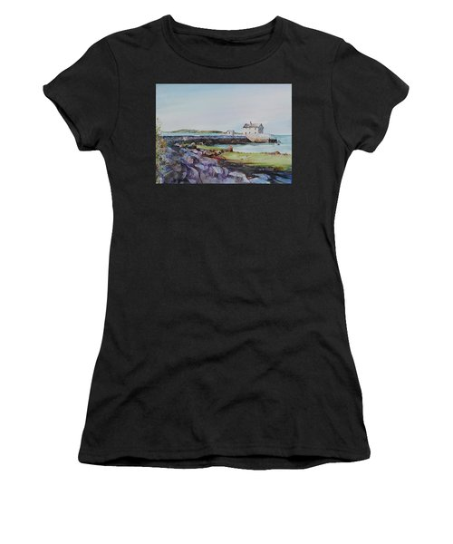 Delano's Wharf At Rock Nook Women's T-Shirt