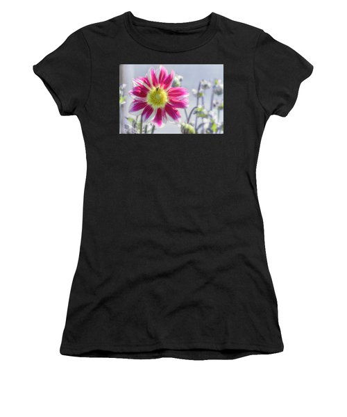 Delicious Dahlia Women's T-Shirt