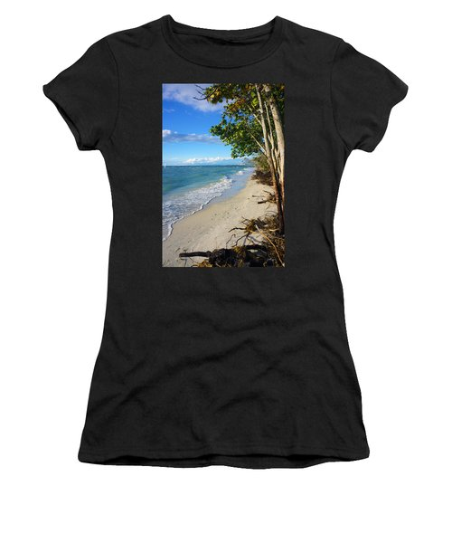 Delnor Wiggins Pass State Park Women's T-Shirt