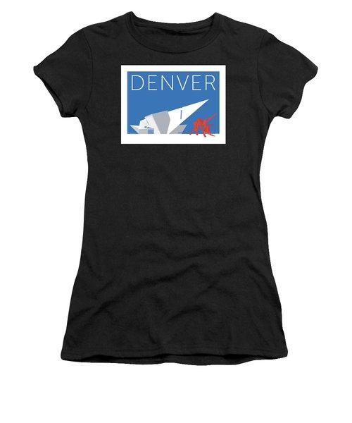 Denver Art Museum/blue Women's T-Shirt
