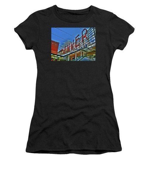 Denver Women's T-Shirt (Athletic Fit)