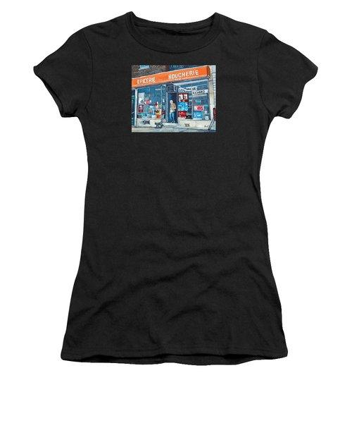 Depanneur Richard Women's T-Shirt
